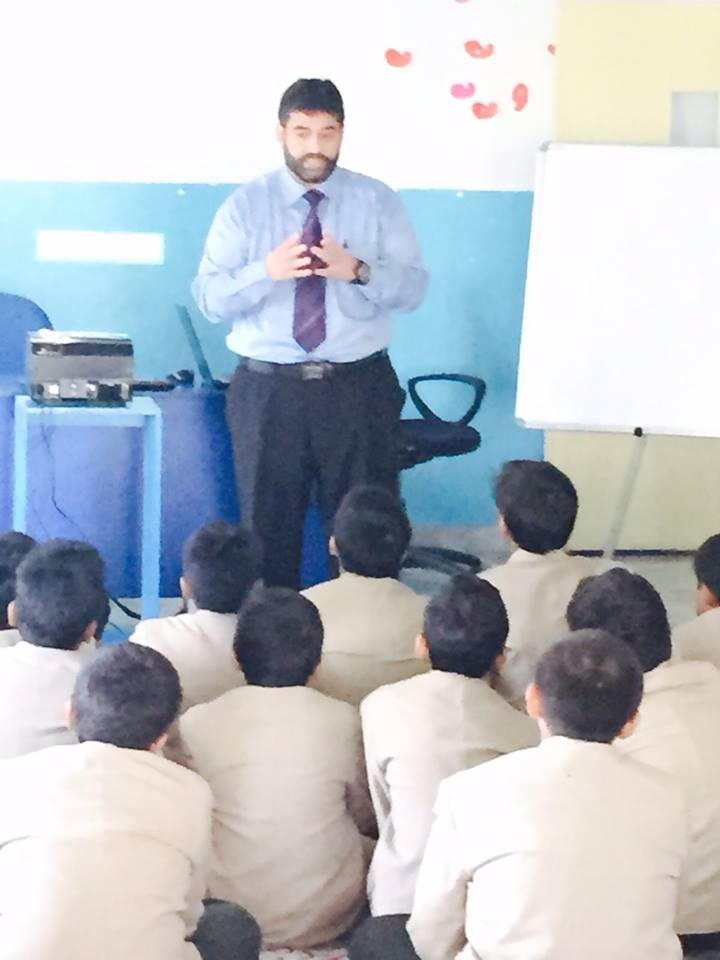 Students Training, Insight School (6)