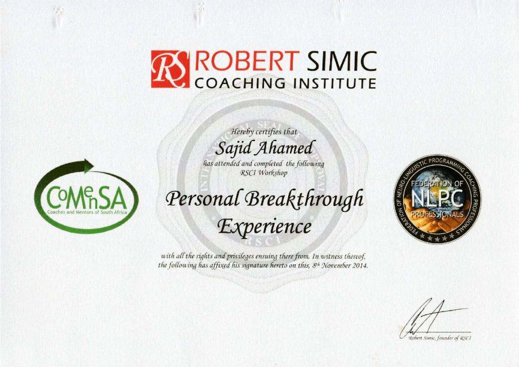 Sajid Ahamed